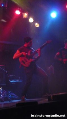 A Grey Fall: death metal @ Acropolis Showcase / Arci Acropolis + Brainstorm Studio - Sale Prove Comunali di Vimercate / brainstormstudio.net
