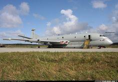 XV252 at RAF Kinloss in September 2008.