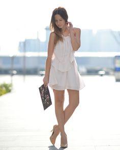 THE SILK DRESS on www.friendinfashion.com.au