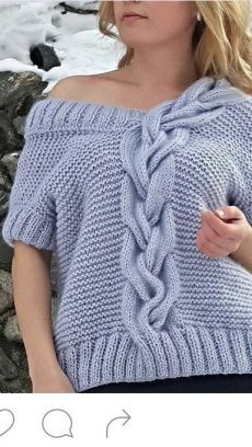 Knitting Paterns, Knit Patterns, Hand Knitting, Knitwear Fashion, Knit Fashion, Knit Cardigan Pattern, Knitted Blankets, Crochet Clothes, Knit Crochet
