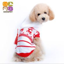 Christmas Pet Gifts Dog Clothes Winter White Red Elk Cat Sweater Teddy French Bulldog Colorful Festival Coat DC151022-16(China (Mainland))