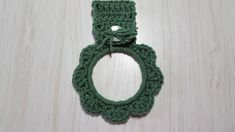 Your place to buy and sell all things handmade Crochet Rings, Crochet Necklace, Towel Holder, Cloth Napkins, Gift Bags, Green And Gold, Printing On Fabric, Sage, Buy And Sell