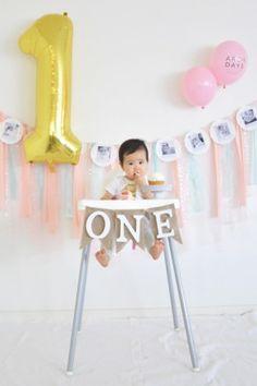 HELLO SPRING -AMANE's 1st BIRTHDAY- ARCH DAYS