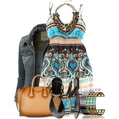 """""""Boho Beauty"""" by colierollers on Polyvore"""