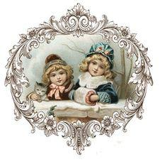 Vintage Christmas Cards Victorian Noel 46 Ideas For 2019 Vintage Christmas Images, Victorian Christmas, Retro Christmas, Christmas Pictures, Vintage Ephemera, Vintage Cards, Vintage Postcards, Vintage Labels, Vintage Pictures
