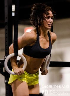 Girls Who Do Crossfit: Photo