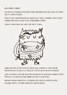 LOS RATONES DE ZARATÁN: monstruo de colores