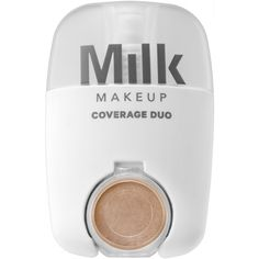 MILK MAKEUP Coverage Duo ($30) ❤ liked on Polyvore featuring beauty products, makeup, face makeup and liquid concealer