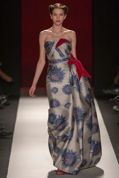 FALL 2013 READY-TO-WEAR  Carolina Herrera