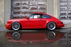 Porsche 964 mirror