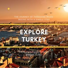 """#ExploreTurkey: """"The Journey Of Thousand Miles Begins With A Single Step."""" #FollowUs & #StayTuned for updates :) #travel #turkey #istanbul #ankara #vacations #explore #discover #travellers #tourists #adventures #ilovetravelling #subscribe #onlinetravelagency #quote #motivation #nature #life #memories #moments #joy #comingsoon #startups #business #ilovetravelling #newlife #middleeast #arab #world"""