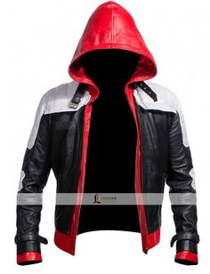 Jason Todd (Batman) Red hood jacket is just one click away.