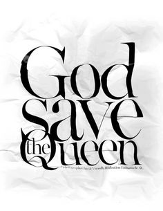 God Save the Queen / Vogue