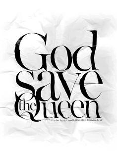Vogue Paris | God Save the Queen
