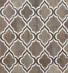 Sources: Sterling Row by Walker Zanger – Greige Design Floor Patterns, Tile Patterns, Textures Patterns, Walker Zanger, Driven By Decor, Fireplace Remodel, Fireplace Ideas, Stencil, Stone Tiles