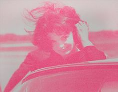 Russell Young - Jackie Kennedy (Suicide Pink + White)