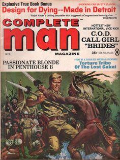 Complete Man September 1966