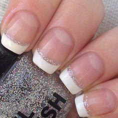 70 Top Bridal Nails Art Designs for next year - wedding nails - cuteweddingideas.com