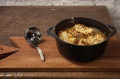 Sopa de cebola gratinada   Panelinha - Receitas que funcionam