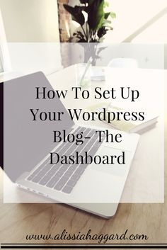How to set up your blog using the Wordpress dashboard- includes video walk through on settings, theme customization and how to set up permalinks. Read more: http://wp.me/p6M4qR-ts