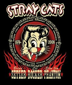Sweeeet Stray Cats