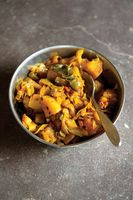Vegetarian Curry with Cabbage and Potatoes Recipe | SAVEUR