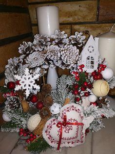 Christmas Wreaths, Holiday Decor, Handmade, Home Decor, Hand Made, Decoration Home, Room Decor, Home Interior Design, Home Decoration