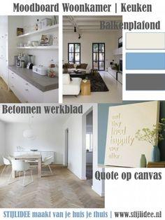 interieur en stylingtips voor de woonkamer