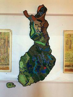 Finland, Moose Art, Crafts, Animals, School, Primary School, Manualidades, Animales, Animaux