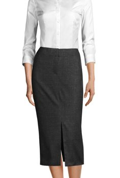 Midi skirts are the perfect addition to your Spring wardrobe ☀️ Made to YOUR measurements! Midi Skirts, Wool Skirts, Suits For Women, Shop Now, High Waisted Skirt, Shirt Dress, Female, Grey, Spring