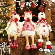 Петушок Марис Orange Toys (Оранж), мягкая игрушка (6010/25, 6010/35) - купить в интернет-магазине Kinderama