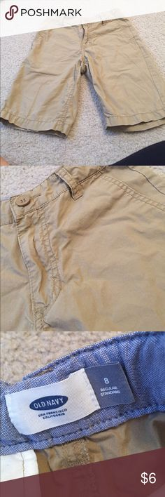 Old navy shorts like new condition Old navy boy shorts. Like new condition. Elastic adjustable waist band Old Navy Bottoms Shorts
