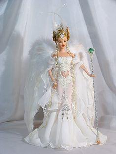 Fantasy Angel Laliah Barbie Doll