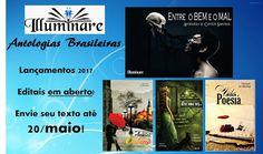 As 1001 Nuccias: [Editora Illuminare] - novas Antologias em aberto!