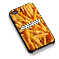 Fries Before Guys For iPhone 6 Case