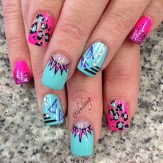 dndang #nail #nails #nailart