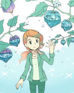 Claire | Layton series
