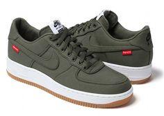 Nike x Supreme Air Force 1 - TwelveFresh•