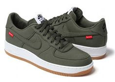 Nike x Supreme Air Force 1  - TwelveFresh•