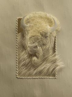 Calvin Nicholls est un artiste canadien spécialisé dans la sculpture papier. Il travaille pour plusieurs types de clients allant du milieu de la publicité à celui de l'édition en passant également par des collectionneurs privés etc. N'hésitez pas à faire un tour sur son portfolio pour en découvrir davantage.