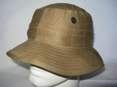Vintage British Army Bush Hat