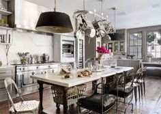 Gwyneth Paltrow's Los Angeles Kitchen | via Curbed Los Angeles | House & Home