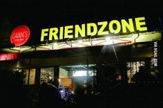 Friendzone cafe, Jatinangor, Indonesia.