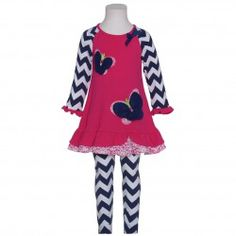 Rare Editions Girls Fuchsia Brown Cupcake Applique Fall Dress Outfit Set 12M New