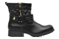 Eclipse Bottine Louise Ankle boots in Black at Sarenza.co.uk (199976)