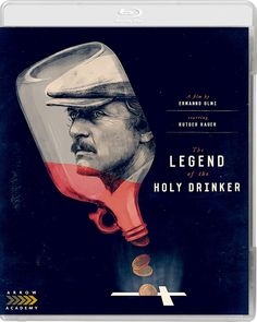 THE LEGEND OF THE HOLY DRINKER BLU-RAY (ARROW ACADEMY)