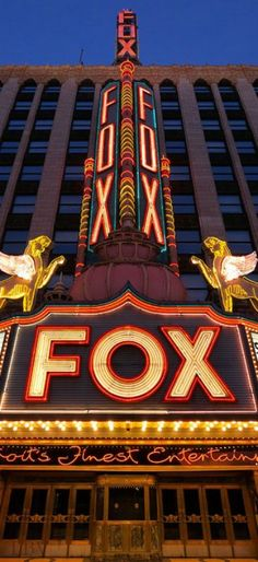 Fox Theater, Atlanta GA | LBV ♥✤