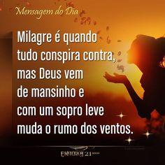 #deus #milagre #milagres #deusnocomando #destino #positividade #deuscuidademim #deusmeuguia #deusébom #deusacimadetudo #coragem #força #deuséfiel #deusefiel