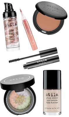 Summer 2012: Stila Glow All the Way