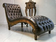 luxurious chaise long!